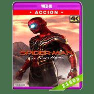 Spider-Man: Lejos de casa (2019) HDR WEB-DL 2160p Latino