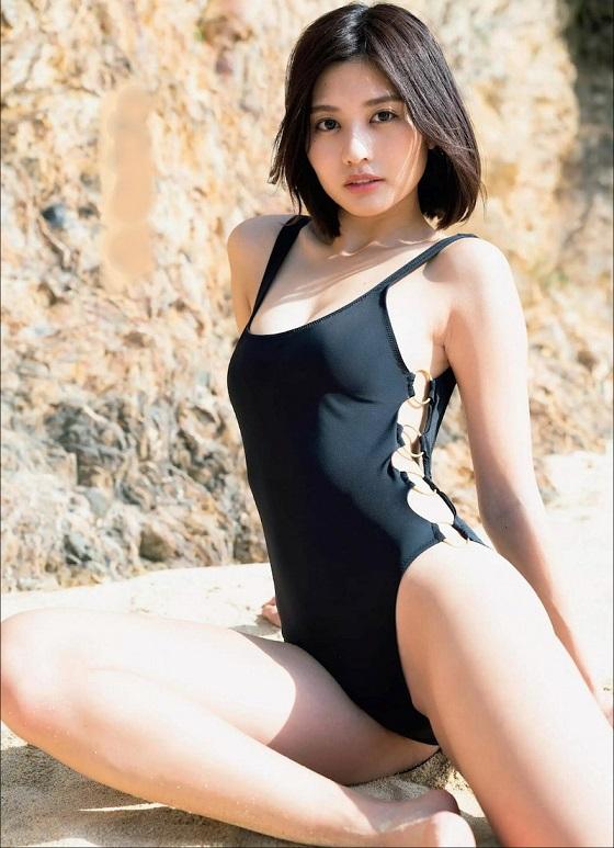 일본 캘빈클라인 모델