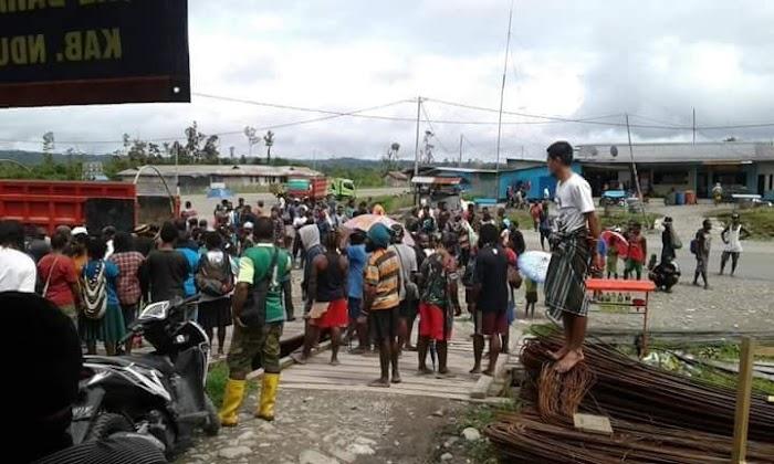 Segera Hentikan Operasi Militer Berkedok Pengamanan Pilkada di Nduga - Papua; Pernyataan Sikap AMP