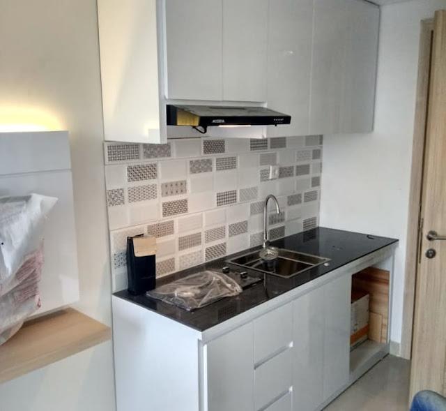 Kitchen Set Apartemen Gresik