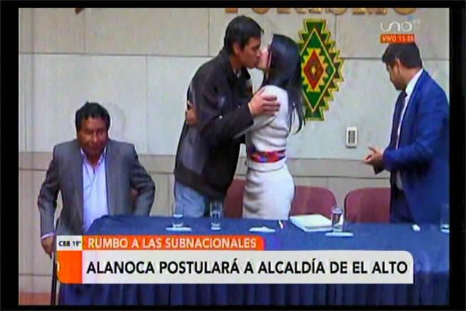 Wilma Alanoca postulará a la Alcaldía por El Alto aunque ampliado del MAS definirá el candidato