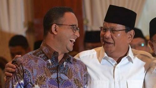 Soal Survei Prabowo-Anies, Ibarat Cewek Cantik Tapi Tak Ada yang Mau Nikahi