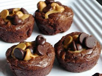 PEANUT BUTTER + CHOCOLATE = PERFECTION