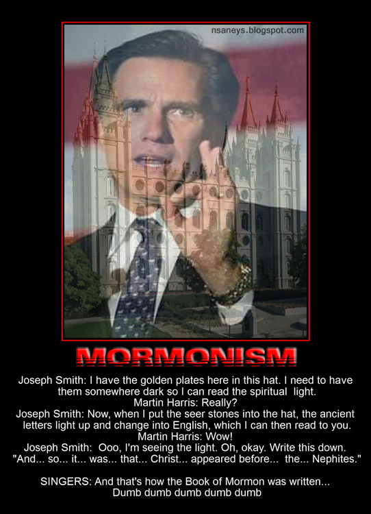 mormon relationship to god and religion