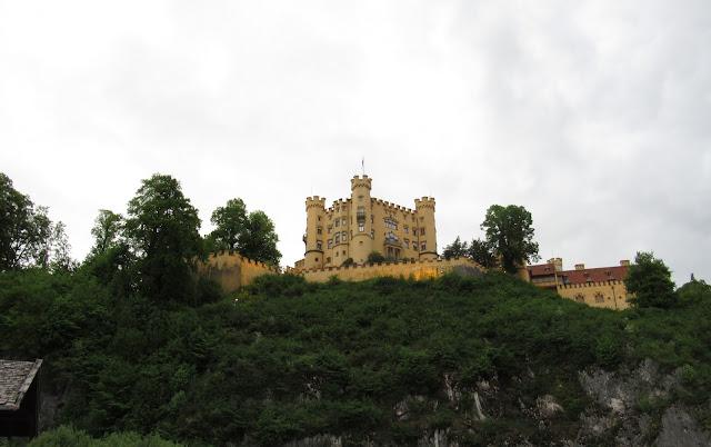 Das Schloss Hohenschwangau