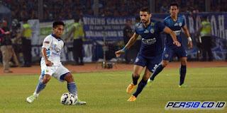 Persib Bandung Gagal Juara Piala Bhayangkara