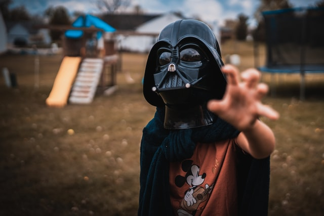 make believe play, kids playtime ideas, childs imagination,  imaginative play, star wars play, pretend play