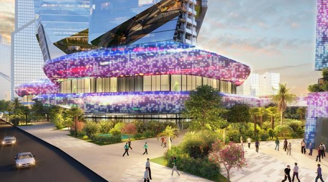 Dự án Sunshine Empire Ciputra có gì xứng đáng để trở thành biểu tượng thịnh vượng mới của Hà Nội