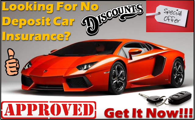 Best Car Insurance with No Deposit