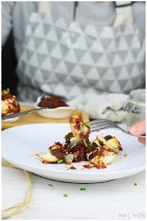 Receta de huevos al curry - Receta de la India