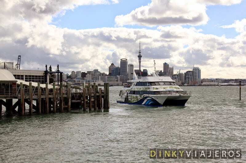 Ferry de Devonport