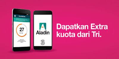 aplikasi-aladin-kuota-internet-gratis