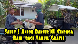 Ansor Banser Cindaga