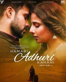 'Hamari Adhuri Kahani' movie 'Humnava Song' Lyrics |Video Download
