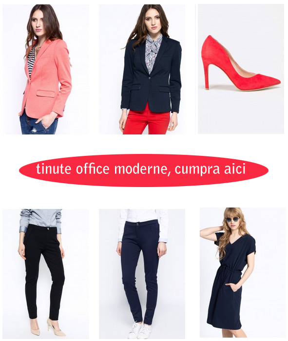 tinute office moderne dama 2016