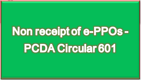 Circular-601-Non-receipt-of-e-PPOs