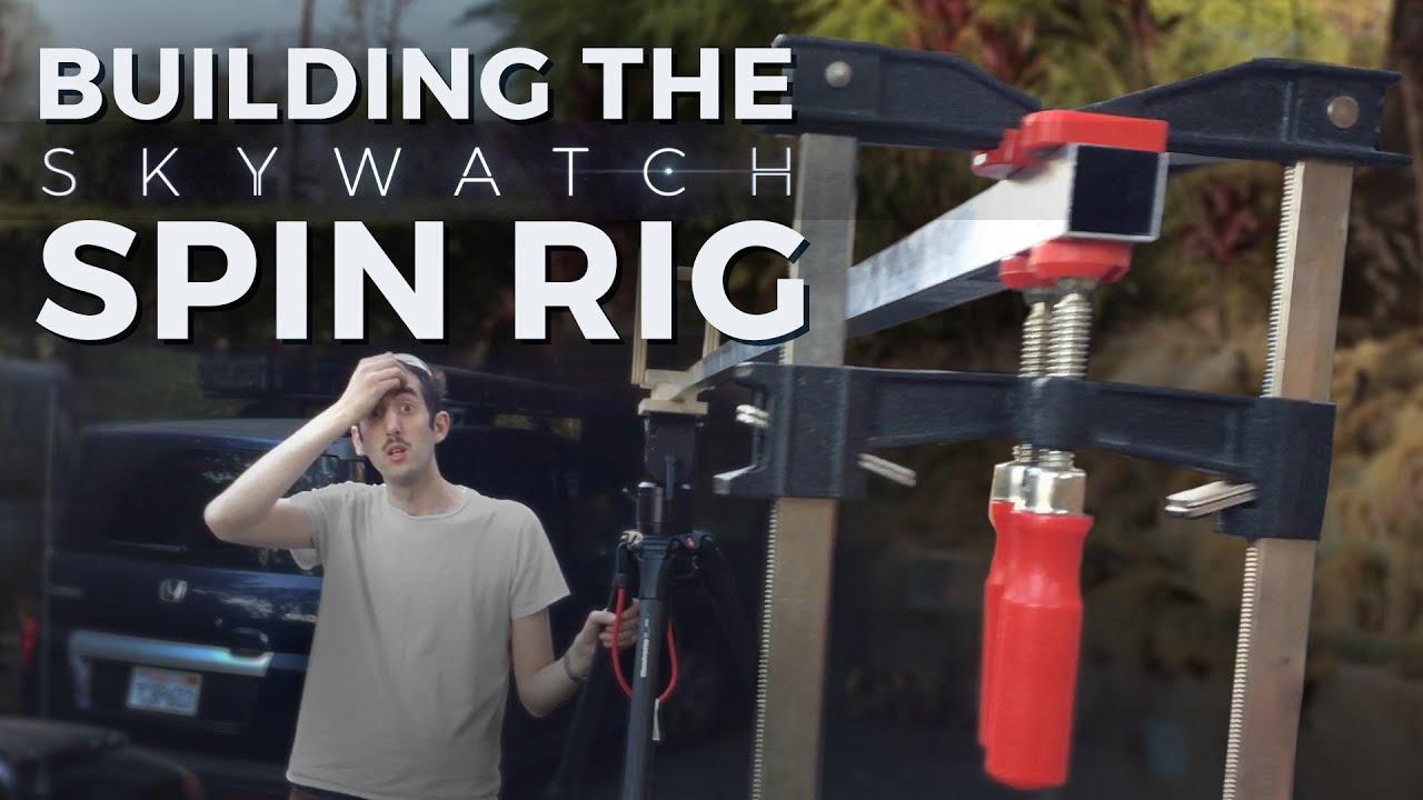 Building a DIY Spin Rig for Sci-Fi Short Film Skywatch