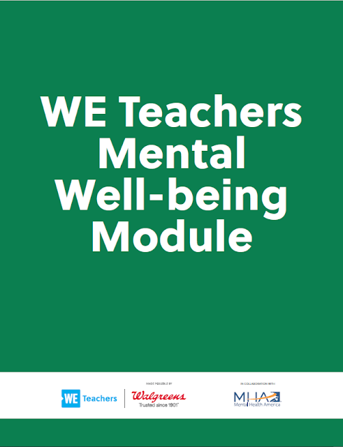 WE Teachers TeacherHub