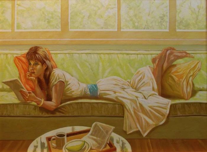 Современный реализм. Jerry Coulter