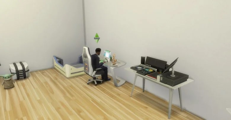 The Sims 4: my Sim can't go to work