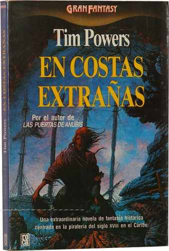 Novela de Tim Powers