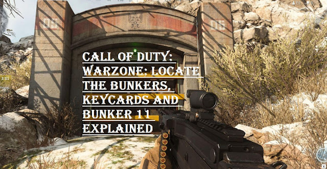 Call of Duty: Warzone: Locate the Bunkers, Keycards and Bunker 11 Explained