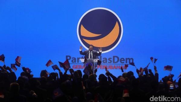 Seorang Menteri NasDem Bakal Di-reshuffle