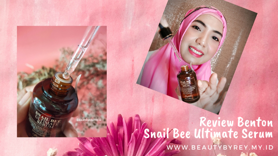 Benton snail bee ultimate serum