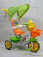 Sepeda Roda Tiga BabyDoes DT1112 Ducky 2