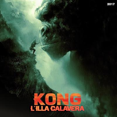 Kong - L'illa calavera - 2017