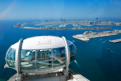 Ain Dubai - Ferris wheel