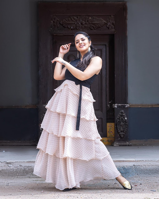 Jabardasth Anchor Anasuya Bharadwaj Latest HD Photoshoot Stills Actress Trend