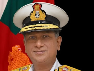astern naval command, indian navy, ministry of defence, Vice Admiral Biswajit Dasgupta