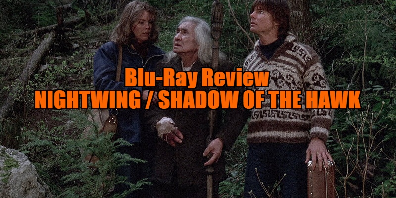 nightwing shadow of the hawk bluray review