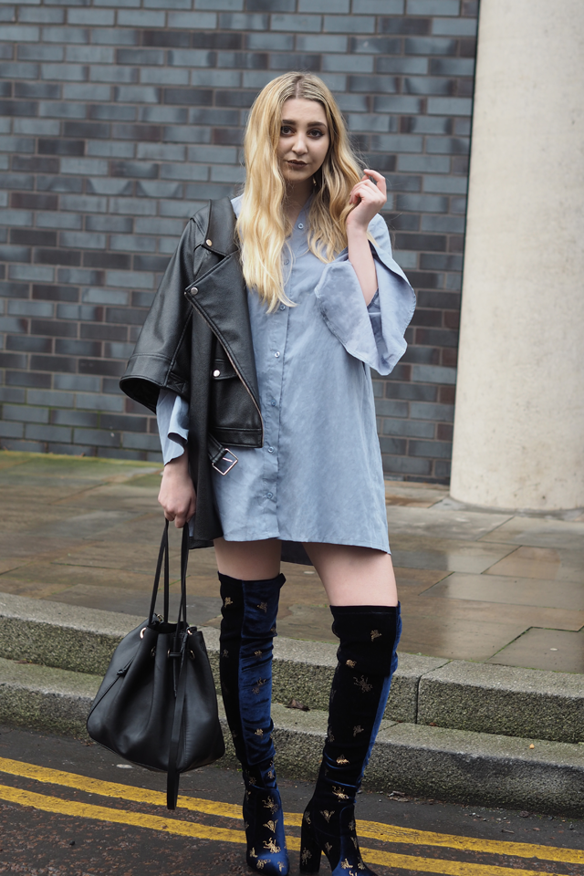 uk fashion blogger missguided