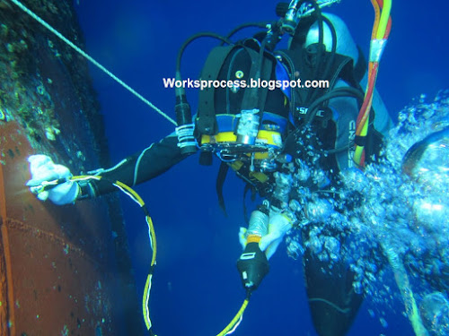 Diver UT Gauging