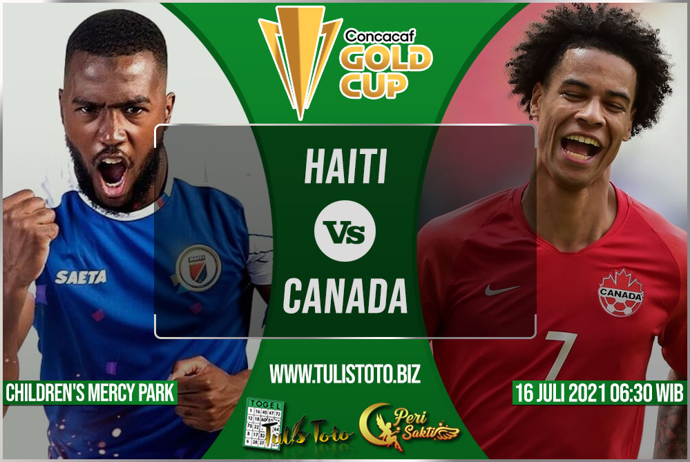 Prediksi Haiti vs Canada 16 Juli 2021