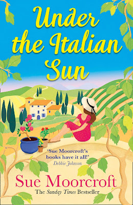 Under the Italian Sun by Sue Moorcroft book cover