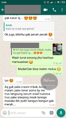 Testimoni Some By Mi Miracle Toner