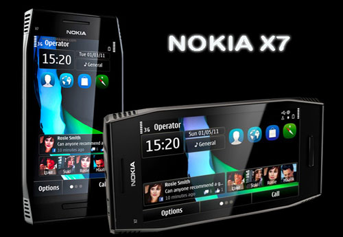 Nokia X7 Price Review and Specs