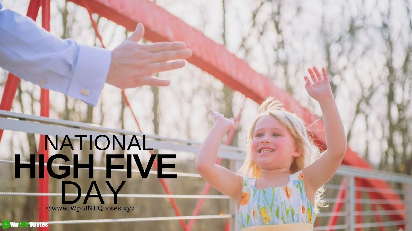 National High Five Day Quotes, Wishes, Meme, History, Ideas, Images, Pictures