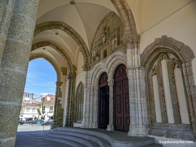 Igreja de São Francisco, Évora, Portugal