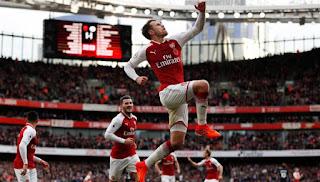 Arsenal Bangkit Kalahkan Swansea