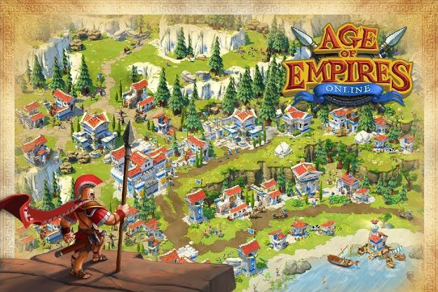 Age of Empires Online Celeste Project - Παίξτε δωρεάν online το αγαπημένο παιχνίδι στρατηγικής