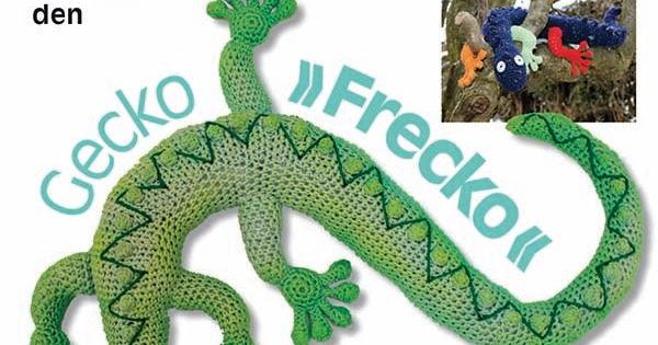 Blumenbunt Die Anleitung Für Den Gecko Frecko