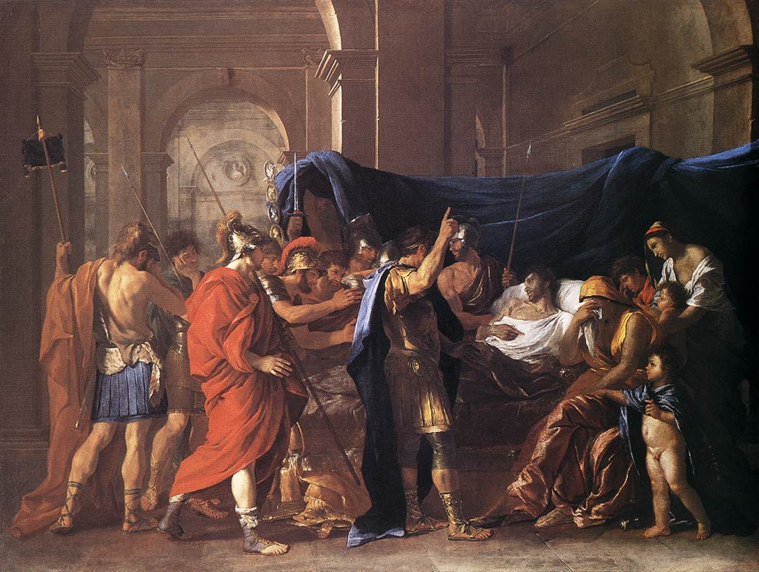 Art Now and Then: Nicolas Poussin