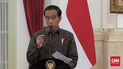 Gelombang Serangan dan Amunisi Presiden Jokowi di Tahun Politik - Info Presiden Jokowi Dan Pemerintah