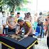 Kapolres Pelabuhan Belawan AKBP MR Dayan Resmikan Gedung Baru Sat Intelkam