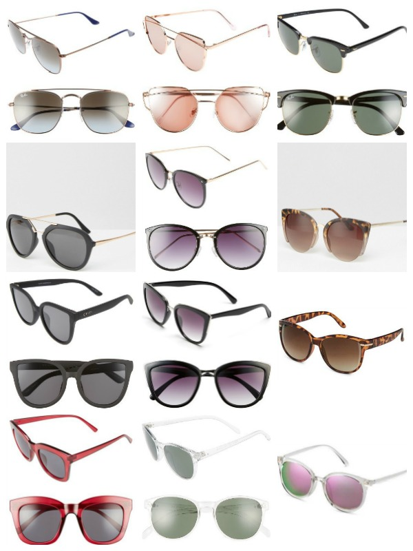 Summertime: Shopping for sunglasses - Ioanna's Notebook