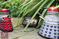 Custom Destroyed Dalek 18